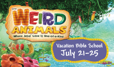 Vacation Bible School 2014 - Jul 21 2014