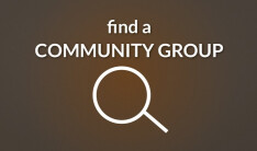 Community Group Finder