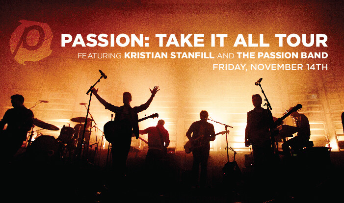 Passion: Take It All Tour