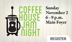 Coffee House Jam Night