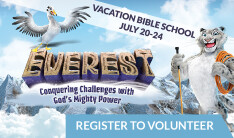 VBS Volunteer