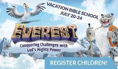 VBS Child registration