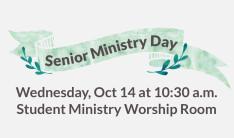 Senior Ministry Day