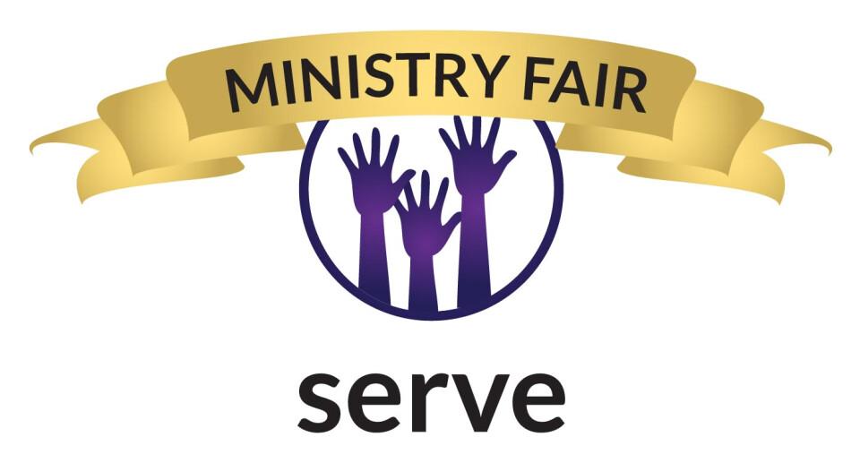 Serve Ministry Fair