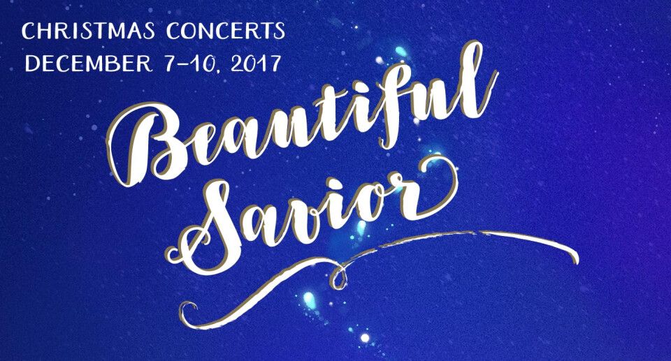 Christmas Concerts 2017