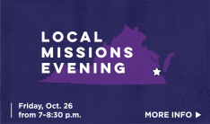 Local Missions Evening