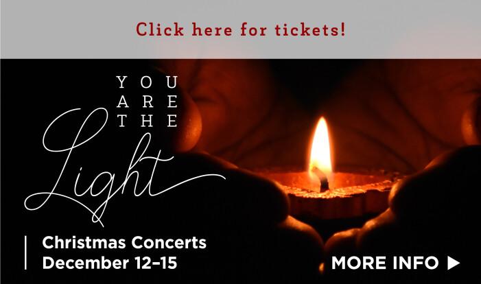 Christmas Concert Tix