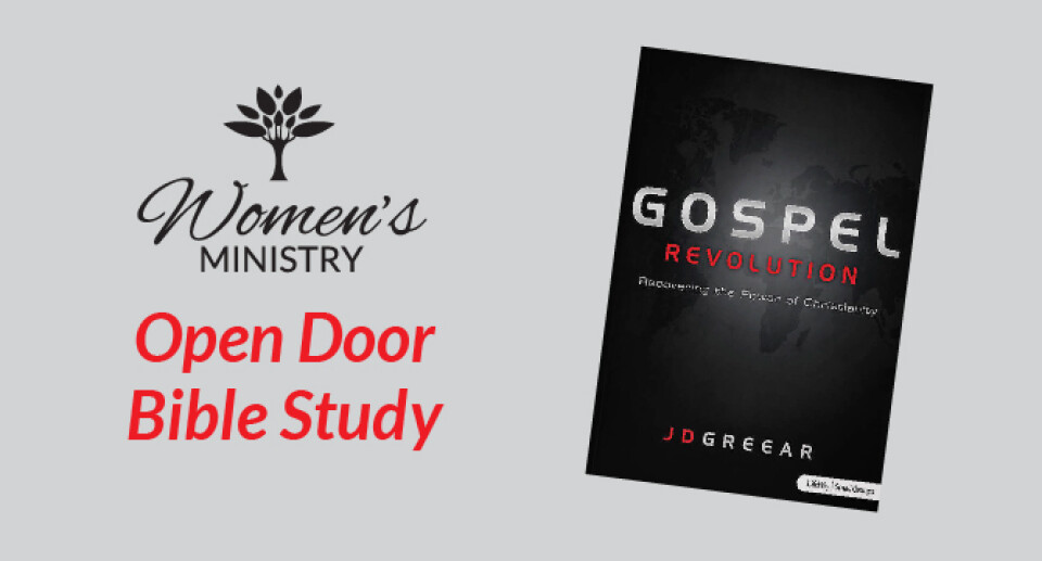 Open Door: Gospel (Wednesday Mornings)