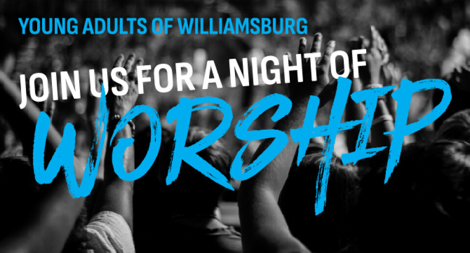 Young Adult Worship Night