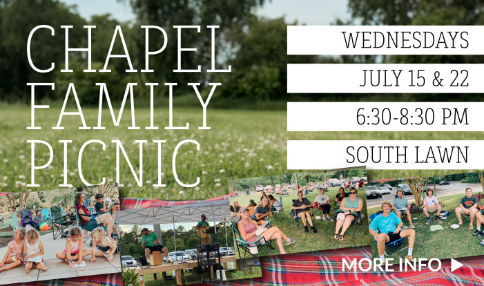 Chapel Family Picnic