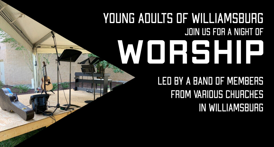 Young Adults of Williamsburg Night of Worship