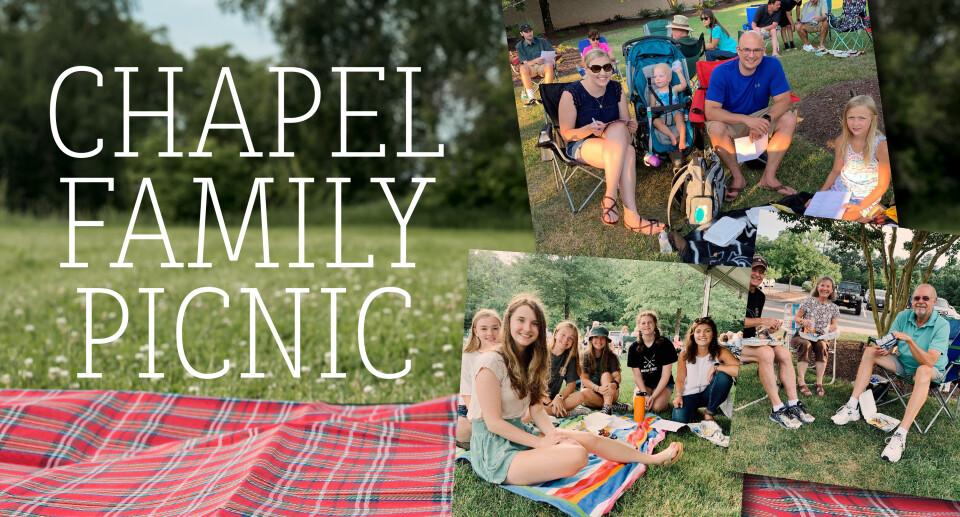Chapel Family Picnic