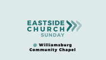 """Eastside Sunday: """"Peace be with you"""""""