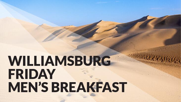Williamsburg Friday Men's Breakfast